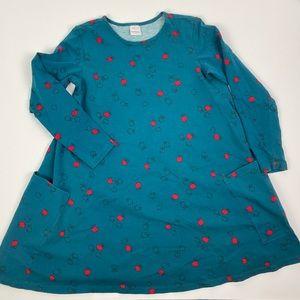 Hanna Andersson Long Sleeve Pocket Dress